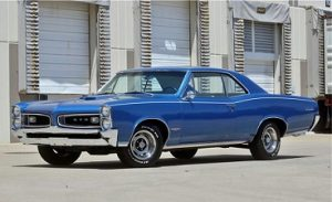 Top 5 Most Wanted Restomod Muscle Cars in America - 1966 Pontiac GTO
