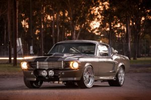 Top 5 Most Wanted Restomod Muscle Cars in America - 1967 Ford Mustang