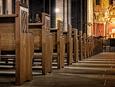 Commercial Cleaning Services for Churches/Religious Facilities