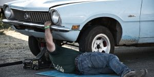 How to Repair Rust Spots on Car
