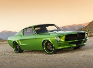 Most Wanted Restomod Muscle Cars in America