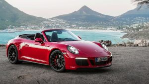 Most Wanted Convertible Car Models in America - 2017 Porsche 911