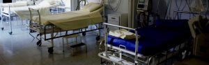 Hospital Cleaning Services with Steam