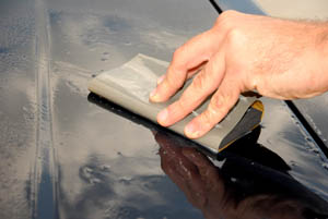Four Problems That Wet Sanding Can Fix in Your Car