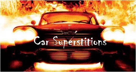 car superstitions