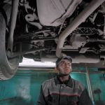 How to Clean the Undercarriage of a Car