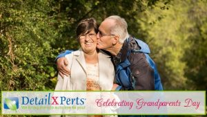 DetailXPerts Celebrates Grandparents Day