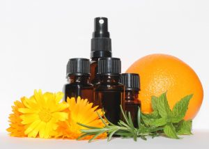 DIY Engine Cleaner with Orange Essential Oil