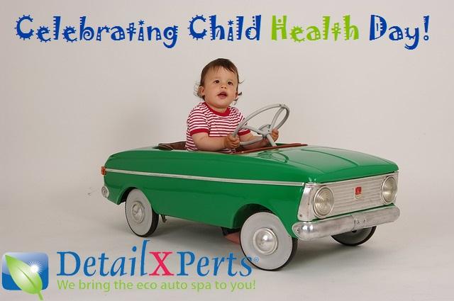 DetailXPerts Celebrates Child Health Day