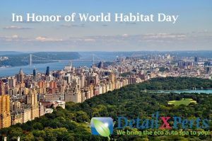 World Habitat Day Monthly Special