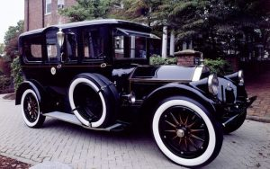 History and Models of the U.S. Presidential Car
