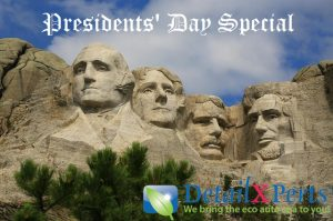 Presidents' Day Special at DetailXPerts