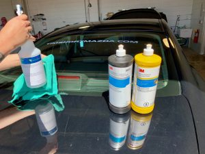 Car Scratch Removal - Suitable Products