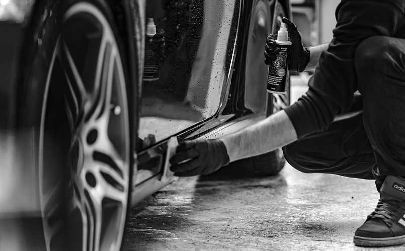 What's the Difference Between Car Valeting and Car Detailing?
