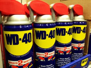 Auto Detailing Tools_WD-40