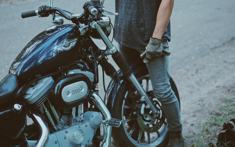 Motorcycle Detailing Kit for the Road